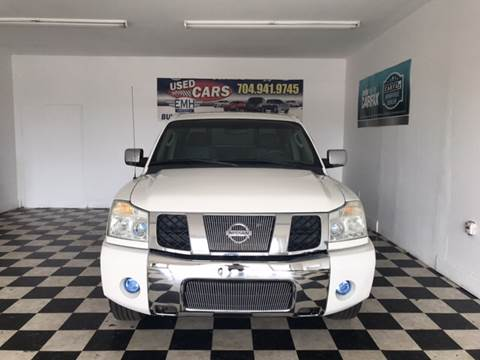 2005 Nissan Titan for sale in Monroe, NC