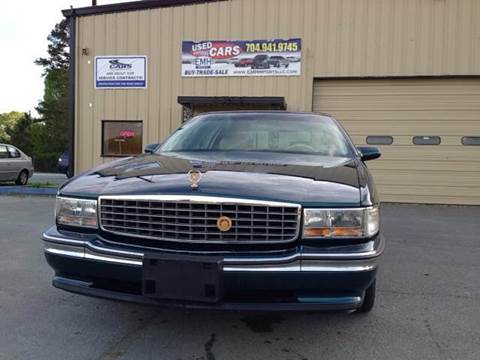 1995 Cadillac DeVille for sale at EMH Imports LLC in Monroe NC