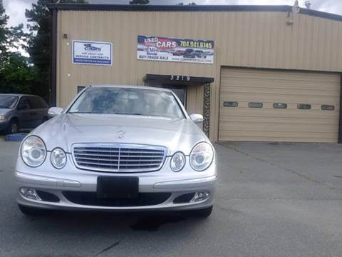 2004 Mercedes-Benz E-Class for sale at EMH Imports LLC in Monroe NC