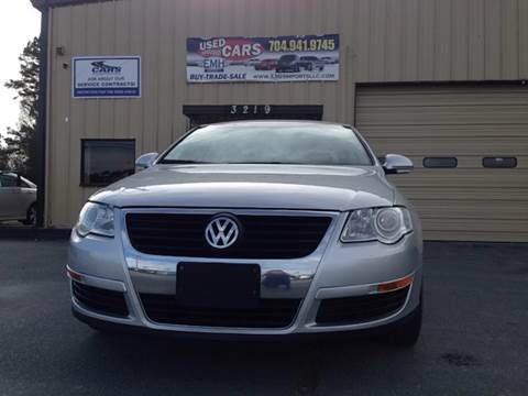 2006 Volkswagen Passat for sale at EMH Imports LLC in Monroe NC