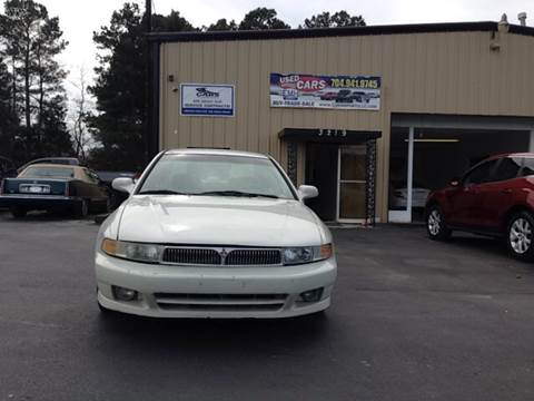 2001 Mitsubishi Galant for sale at EMH Imports LLC in Monroe NC