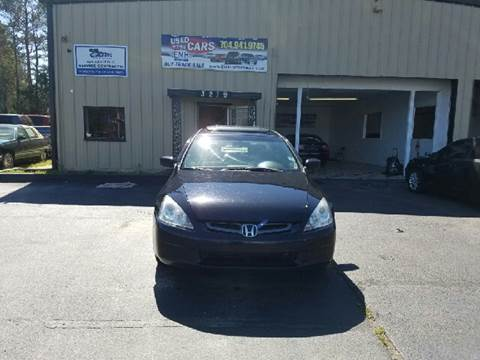 2005 Honda Accord for sale at EMH Imports LLC in Monroe NC