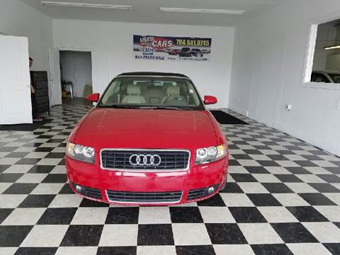 2006 Audi A4 for sale at EMH Imports LLC in Monroe NC