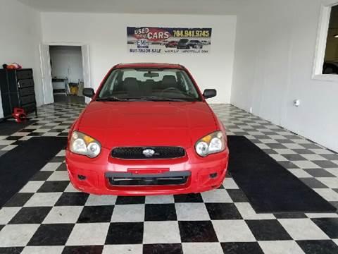2005 Subaru Impreza for sale at EMH Imports LLC in Monroe NC