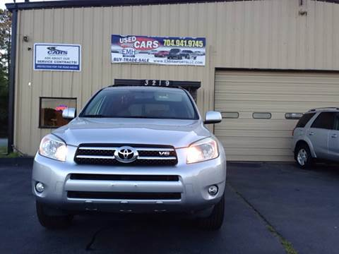 2006 Toyota RAV4 for sale at EMH Imports LLC in Monroe NC