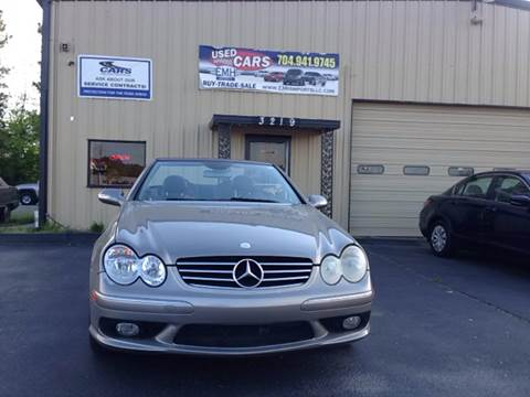 2005 Mercedes-Benz CLK for sale at EMH Imports LLC in Monroe NC