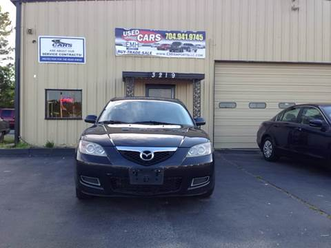 2008 Mazda MAZDA3 for sale at EMH Imports LLC in Monroe NC