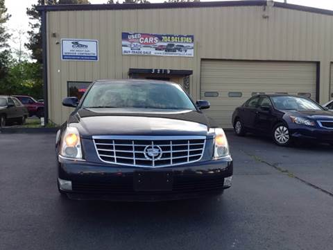 2007 Cadillac DTS for sale at EMH Imports LLC in Monroe NC