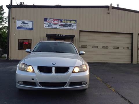 2011 BMW 3 Series for sale at EMH Imports LLC in Monroe NC