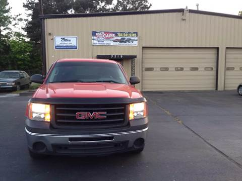 2010 GMC Sierra 1500 for sale at EMH Imports LLC in Monroe NC