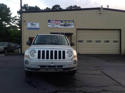 2008 Jeep Patriot for sale at EMH Imports LLC in Monroe NC