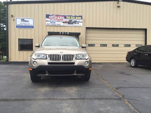 2007 BMW X3 for sale at EMH Imports LLC in Monroe NC