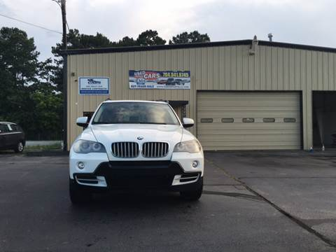 2007 BMW X5 for sale at EMH Imports LLC in Monroe NC