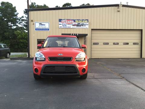 2013 Kia Soul for sale at EMH Imports LLC in Monroe NC