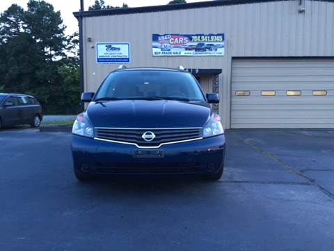2009 Nissan Quest for sale at EMH Imports LLC in Monroe NC