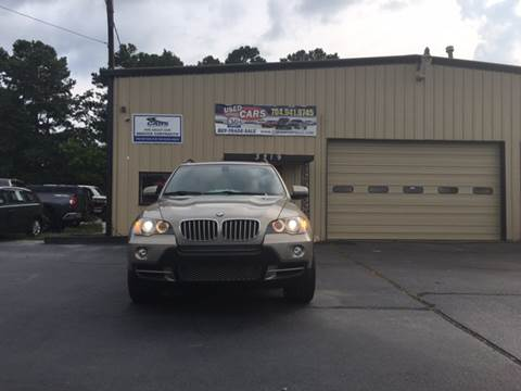 2008 BMW X5 for sale at EMH Imports LLC in Monroe NC