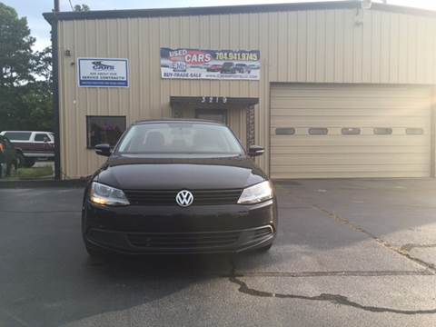 2012 Volkswagen Jetta for sale at EMH Imports LLC in Monroe NC
