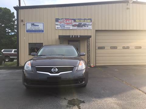 2008 Nissan Altima for sale at EMH Imports LLC in Monroe NC