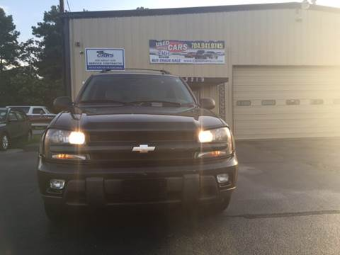 2004 Chevrolet TrailBlazer EXT for sale at EMH Imports LLC in Monroe NC