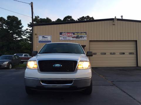 2008 Ford F-150 for sale at EMH Imports LLC in Monroe NC