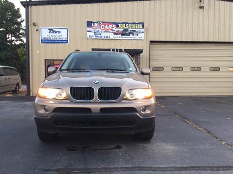 2005 BMW X5 for sale at EMH Imports LLC in Monroe NC