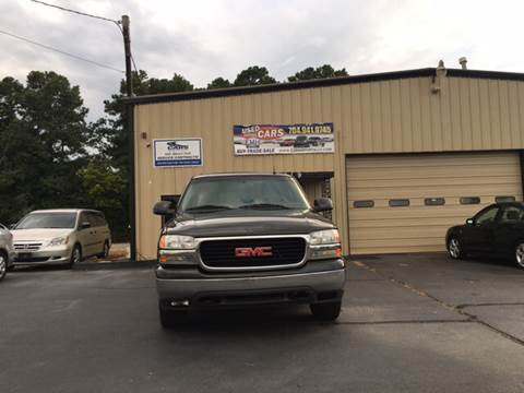 2003 GMC Yukon XL for sale at EMH Imports LLC in Monroe NC