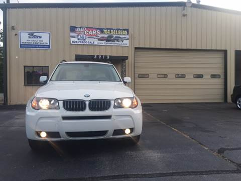 2006 BMW X3 for sale at EMH Imports LLC in Monroe NC