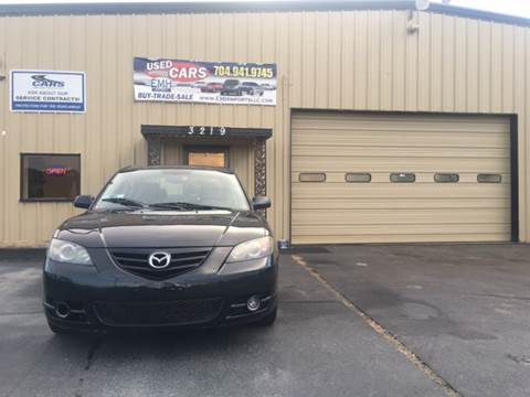 2004 Mazda MAZDA3 for sale at EMH Imports LLC in Monroe NC