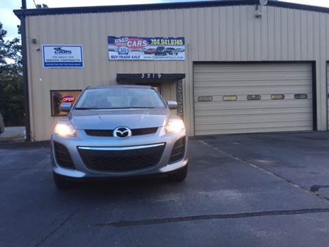 2011 Mazda CX-7 for sale at EMH Imports LLC in Monroe NC
