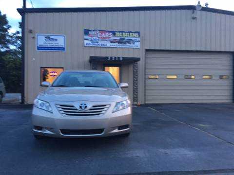 2009 Toyota Camry for sale at EMH Imports LLC in Monroe NC