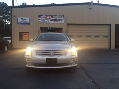 2007 Cadillac STS for sale at EMH Imports LLC in Monroe NC