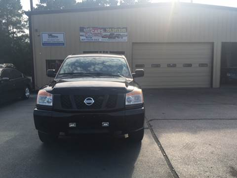 2009 Nissan Titan for sale at EMH Imports LLC in Monroe NC
