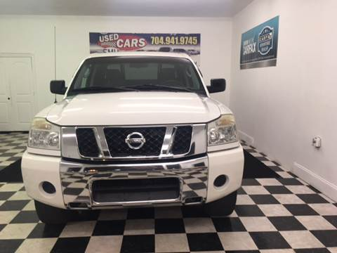 2007 Nissan Titan for sale at EMH Imports LLC in Monroe NC