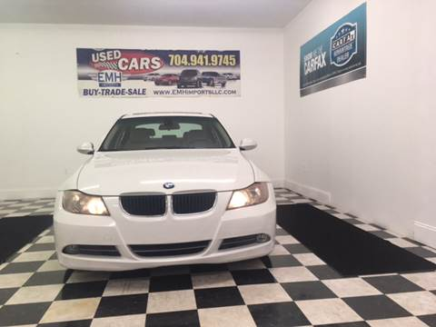 2008 BMW 3 Series for sale at EMH Imports LLC in Monroe NC