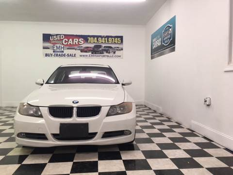 2006 BMW 3 Series for sale at EMH Imports LLC in Monroe NC