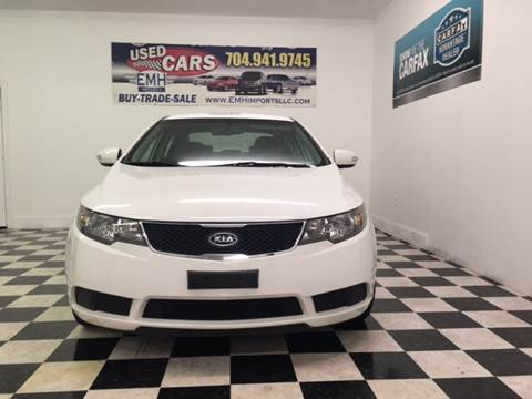 2010 Kia Forte for sale at EMH Imports LLC in Monroe NC
