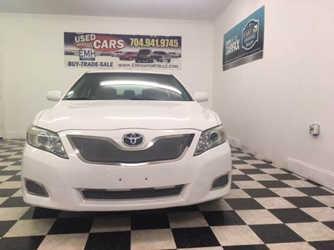2010 Toyota Camry for sale at EMH Imports LLC in Monroe NC