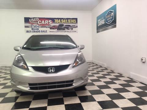 2013 Honda Fit for sale at EMH Imports LLC in Monroe NC