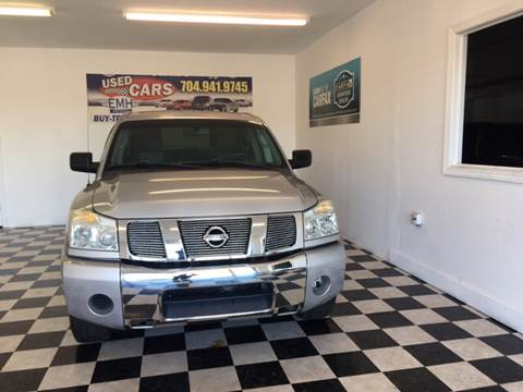 2006 Nissan Titan for sale at EMH Imports LLC in Monroe NC