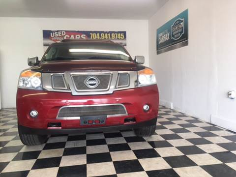 2008 Nissan Armada for sale at EMH Imports LLC in Monroe NC
