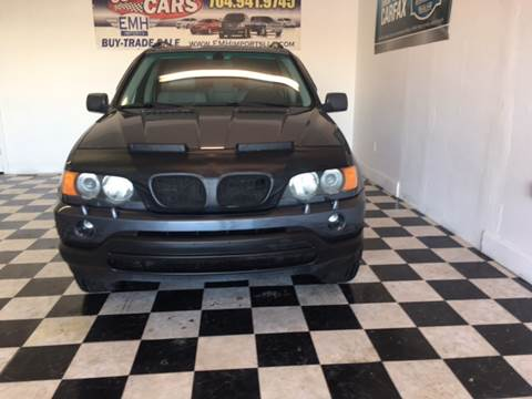 2002 BMW X5 for sale at EMH Imports LLC in Monroe NC