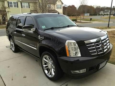 2010 Cadillac Escalade ESV for sale at EMH Imports LLC in Monroe NC