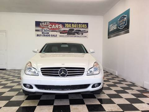 2008 Mercedes-Benz CLS for sale at EMH Imports LLC in Monroe NC