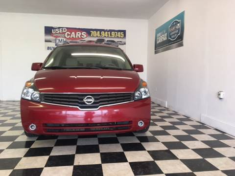2008 Nissan Quest for sale at EMH Imports LLC in Monroe NC