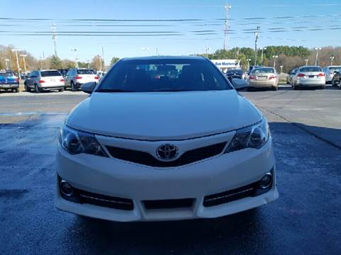 2013 Toyota Camry for sale in Monroe, NC