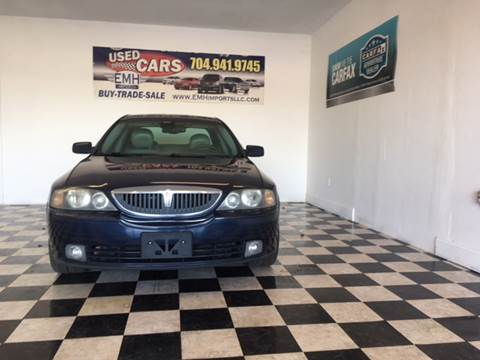 2004 Lincoln LS for sale at EMH Imports LLC in Monroe NC