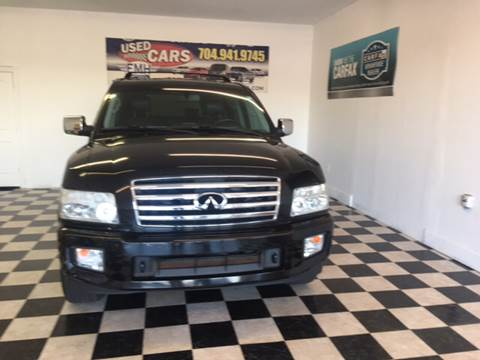 2006 Infiniti QX56 for sale at EMH Imports LLC in Monroe NC