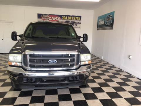 2004 Ford F-250 Super Duty for sale at EMH Imports LLC in Monroe NC