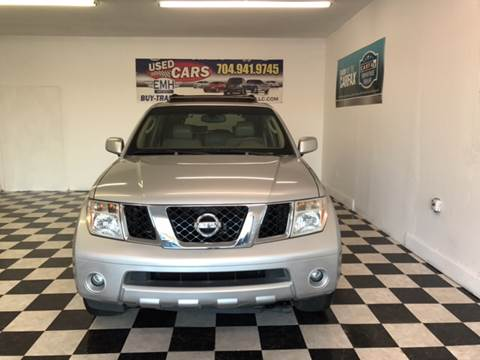 2005 Nissan Pathfinder for sale at EMH Imports LLC in Monroe NC