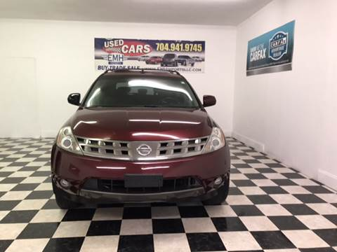 2005 Nissan Murano for sale at EMH Imports LLC in Monroe NC